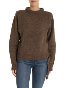 Isabel Marant Étoile - Marcy pullover in brown