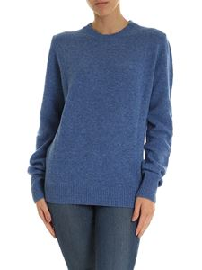 Marc Jacobs  - Runway Marc Jacobs pullover in blue