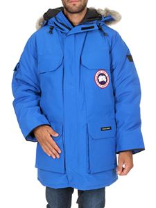 Canada Goose - Expedition parka in blue
