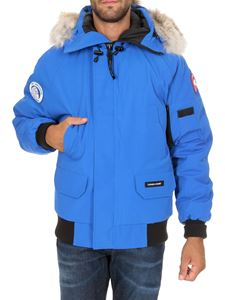 Canada Goose - Chilliwack bomber in blue