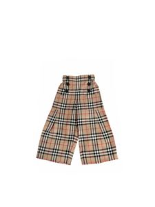 Burberry - Taren wool trousers