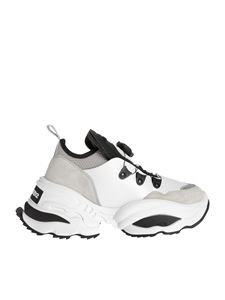 Dsquared2 - Sneakers Rolling Giant bianche
