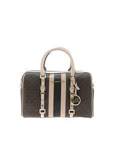Michael Kors - Bedford Travel bag in shades of brown