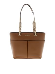 Michael Kors - Bedford shoulder bag in leather color