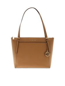 Michael Kors - Voyager shoulder bag in leather color