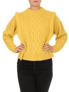 Isabel Marant Étoile - Tayle pullover in yellow
