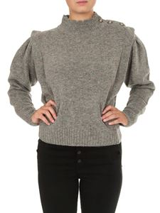 Isabel Marant Étoile - Meery pullover in gray blue
