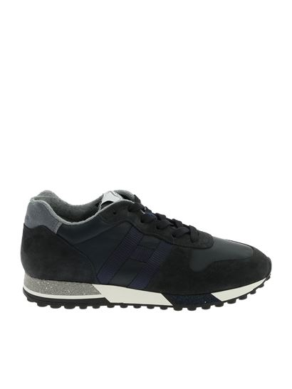 Hogan - Sneakers H482 blu