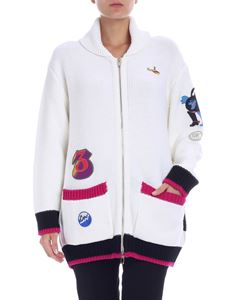 Stella McCartney - Stella McCartney x Beatles cardigan in white