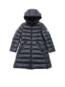 Moncler Jr - Moka down jacket in blue