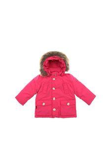 Woolrich - Piumino My First Parka color ciclamino