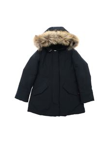Woolrich - Artic Parka down jacket in blue