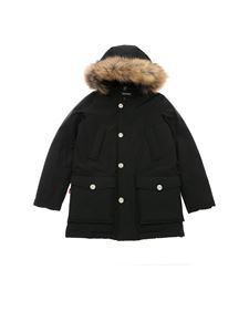 Woolrich - Artic Parka Hc jacket in black