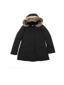 Woolrich - Luxury Artic Parka down jacket in black