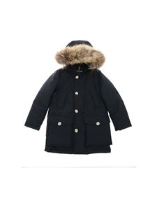 Woolrich - Artic Parka Hc jacket in dark blue