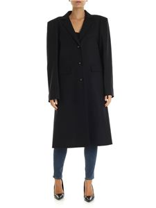 Vivienne Westwood Anglomania - Blue lined coat