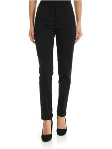 Hogan - Black trousers with Fay label