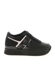 Hogan - H483 sneakers in black