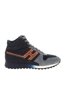 Hogan - Sneakers H479 blu