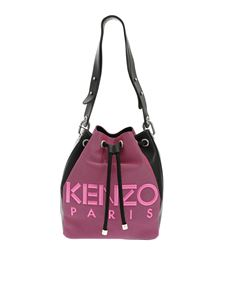 Kenzo - Kombo bag in fuchsia color