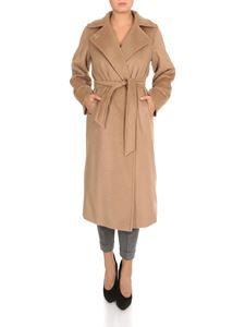 Max Mara - Cappotto Manuel color cammello