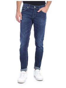 Dondup - George jeans in blue color