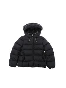Moncler Jr - Chevril down jacket in black