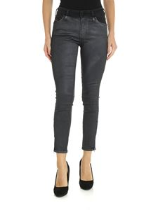 Diesel - Slandy Zip jeans in black