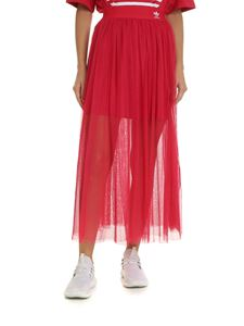Adidas Originals - Tulle skirt in Energy Pink