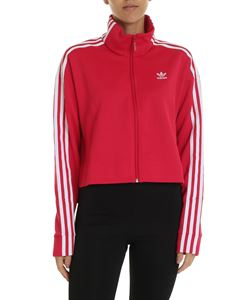 Adidas Originals - Felpa Tracktop color Energy Pink