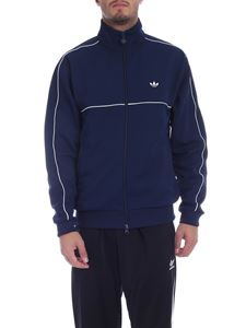 Adidas Originals - TrackTop sweatshirt in blue