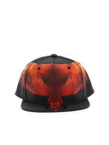 Marcelo Burlon Kids - Wings Planet black cap
