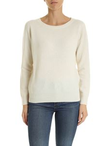 Kangra Cashmere - Pullover in extra-fine merino wool and cashmere