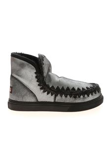Mou - Eskimo boots in anthracite grey