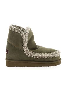 Mou - Eskimo 18 boots in military green