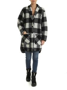 Woolrich - Gentry coat in black and grey