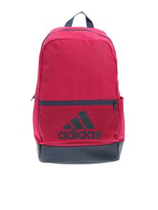 Adidas - Classic Badge Of Sport fuchsia backpack