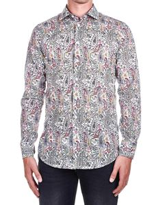 Etro - Paisley and floral print shirt