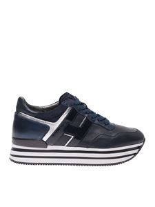 Hogan - Sneakers H483 blu