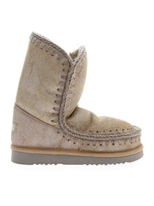 Mou - Eskimo Boot ankle boots in beige