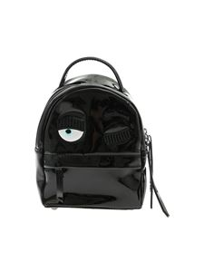 Chiara Ferragni - Flirting Small backpack in black