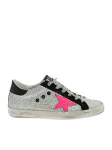 Golden Goose Deluxe Brand - Superstar sneakers in glitter