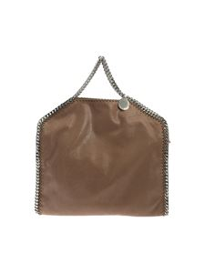 Stella McCartney - 3 Chain Falabella bag in brown