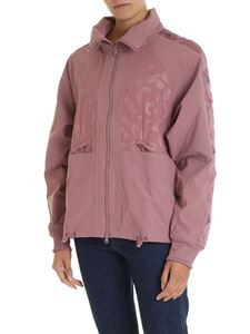 Adidas by Stella McCartney - Perf Tracktop jacket in antique pink color