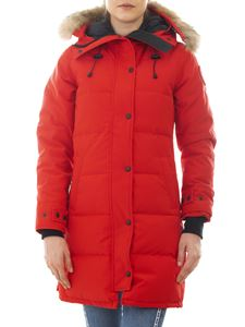 Canada Goose - Shelburne parka in red