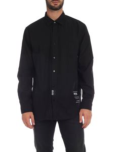 Versace - Versace Jeans Couture camicia nera