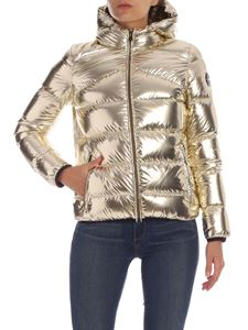 Colmar - Perfection down jacket in golden color