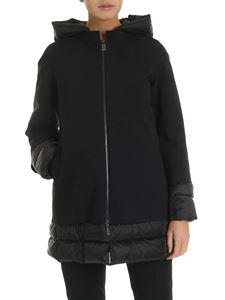 RRD Roberto Ricci Designs - Down Under Lady down Jacket in black