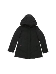 Woolrich - Luxury Boulder down jacket in black