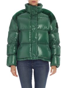 Moncler - Chouette down jacket in green
